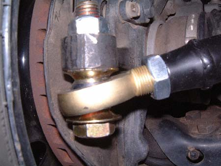 ifs steering conversion heim joint