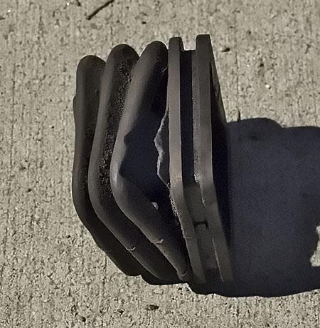 transmission clutch fork boot